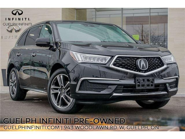 2017 Acura MDX Technology Package (Stk: I6586A) in Guelph - Image 1 of 25