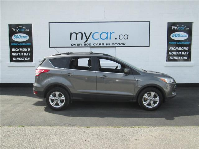 2014 Ford Escape SE (Stk: 180438) in North Bay - Image 1 of 13