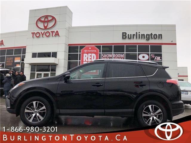 2016 Toyota RAV4  (Stk: U10203) in Burlington - Image 1 of 20