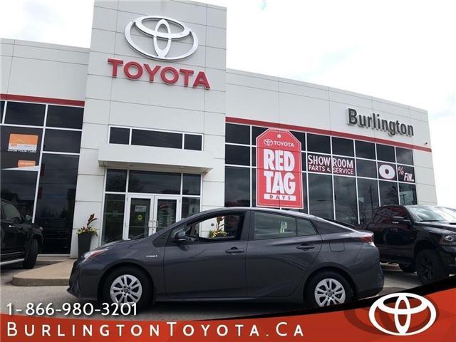 2017 Toyota Prius - (Stk: U10238) in Burlington - Image 1 of 17