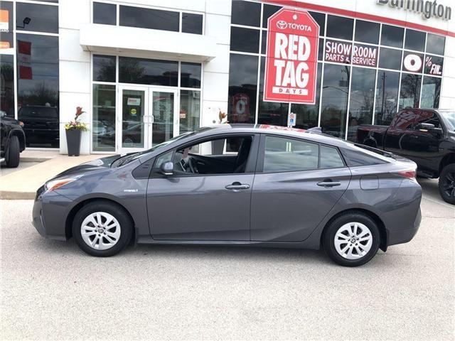 2017 Toyota Prius - (Stk: U10238) in Burlington - Image 2 of 17