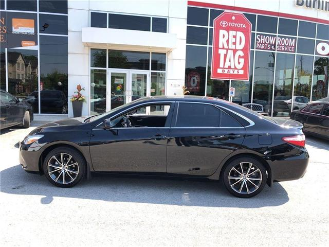 2016 Toyota Camry XSE (Stk: 183105A) in Burlington - Image 2 of 20