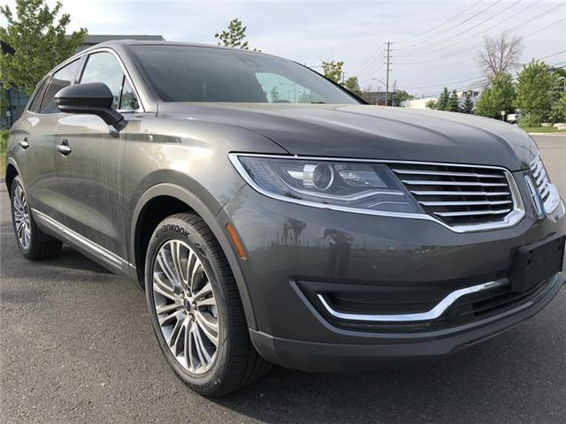 2018 Lincoln MKX Reserve (Stk: 18MX0421) in Unionville - Image 1 of 17