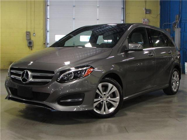 2015 Mercedes-Benz B-Class Sports Tourer (Stk: S0005) in North York - Image 1 of 20