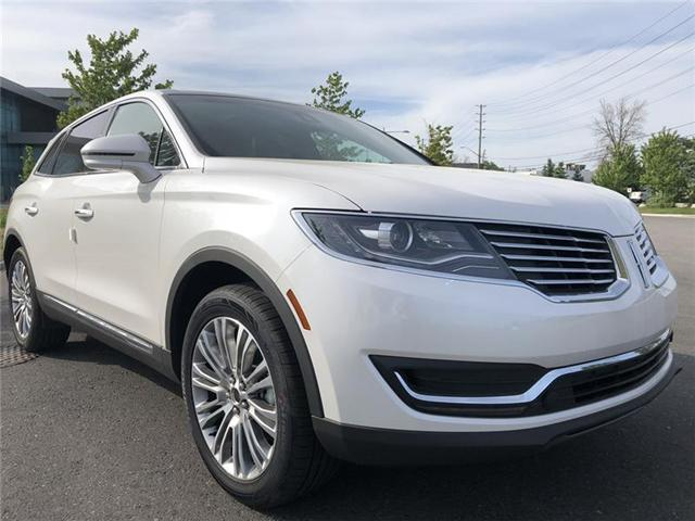 2018 Lincoln MKX Reserve (Stk: 18MX0970) in Unionville - Image 1 of 22