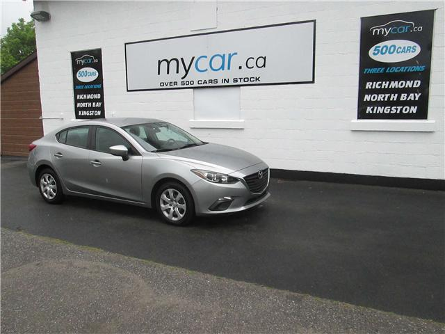 2015 Mazda Mazda3 GX (Stk: 180366) in Richmond - Image 2 of 13