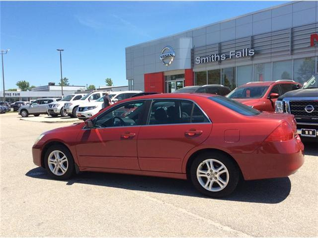 2007 Honda Accord DX-G (Stk: 17-521B) in Smiths Falls - Image 1 of 13