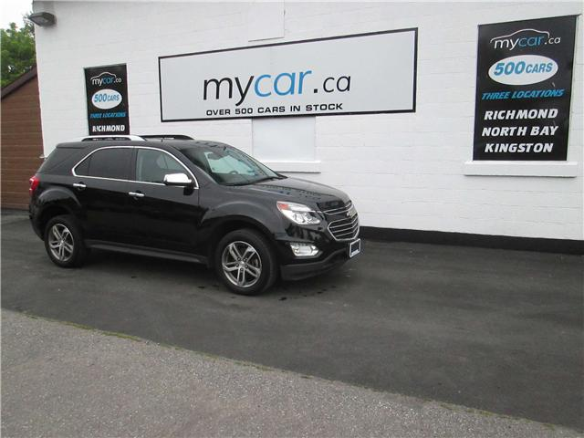 2016 Chevrolet Equinox LTZ (Stk: 180639) in Richmond - Image 2 of 14