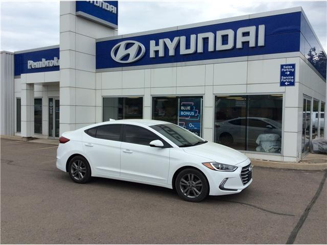 2017 Hyundai Elantra GL (Stk: P350) in Pembroke - Image 1 of 1