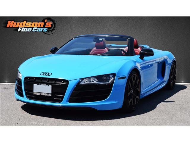2012 Audi R8 5.2 (Stk: 02468) in Toronto - Image 1 of 23