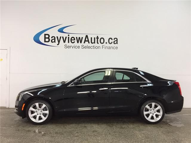 2015 Cadillac ATS  (Stk: 32734J) in Belleville - Image 1 of 28