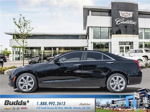 2016 Cadillac ATS 2.0L Turbo (Stk: AT6029L) in Oakville - Image 1 of 24