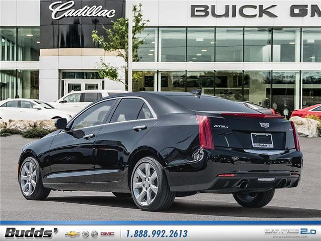 2016 Cadillac ATS 2.0L Turbo (Stk: AT6029L) in Oakville - Image 2 of 24