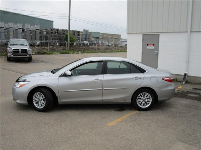 2017 Toyota Camry LE (Stk: 126764) in Regina - Image 2 of 34