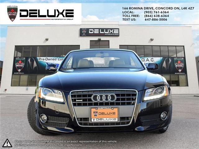 2010 Audi A5 2.0T (Stk: D0394) in Concord - Image 2 of 19