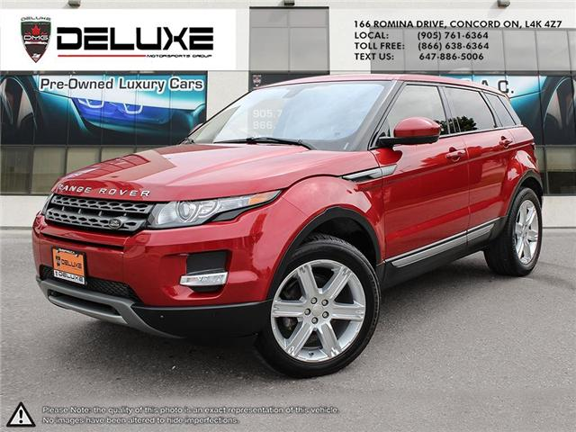 2015 Land Rover Range Rover Evoque Pure (Stk: D0404) in Concord - Image 1 of 20