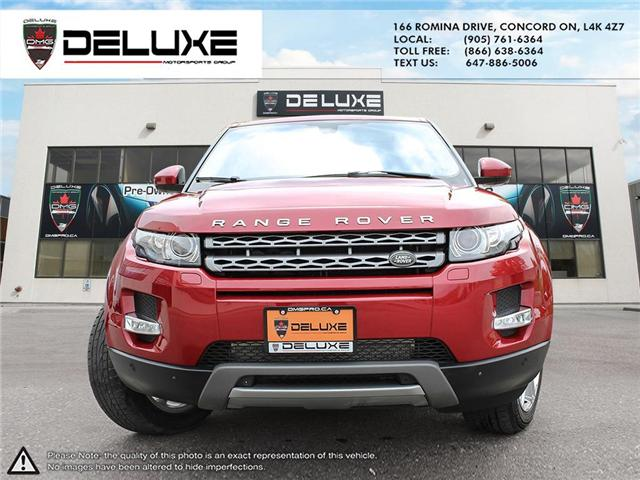 2015 Land Rover Range Rover Evoque Pure (Stk: D0404) in Concord - Image 2 of 20