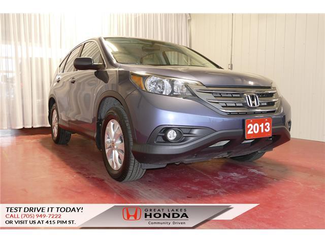 2013 Honda CR-V EX (Stk: H5985A) in Sault Ste. Marie - Image 1 of 33