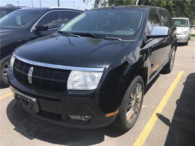 2008 Lincoln MKX Base (Stk: 8BJ07674) in Sarnia - Image 1 of 1