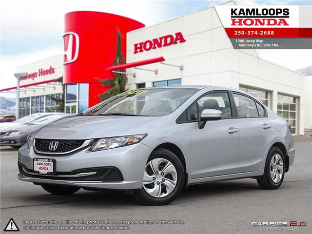 2015 Honda Civic LX (Stk: 13757A) in Kamloops - Image 1 of 25