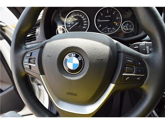 2015 BMW X3 xDrive28d (Stk: 95798) in Toronto - Image 13 of 28