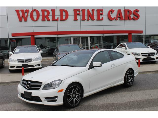 2014 Mercedes-Benz C-Class Base (Stk: 16332) in Toronto - Image 1 of 22