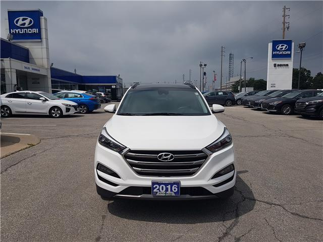 2016 Hyundai Tucson Ultimate (Stk: 27626A) in Scarborough - Image 2 of 12