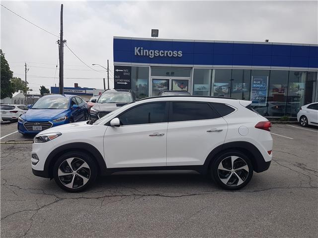 2016 Hyundai Tucson Ultimate (Stk: 27626A) in Scarborough - Image 1 of 12