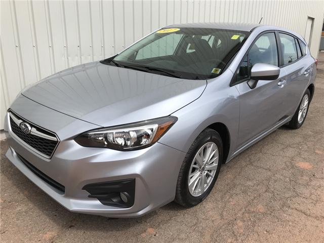 Subaru Warranty 2017 >> 2017 Subaru Impreza Touring All Wheel Drive Factory