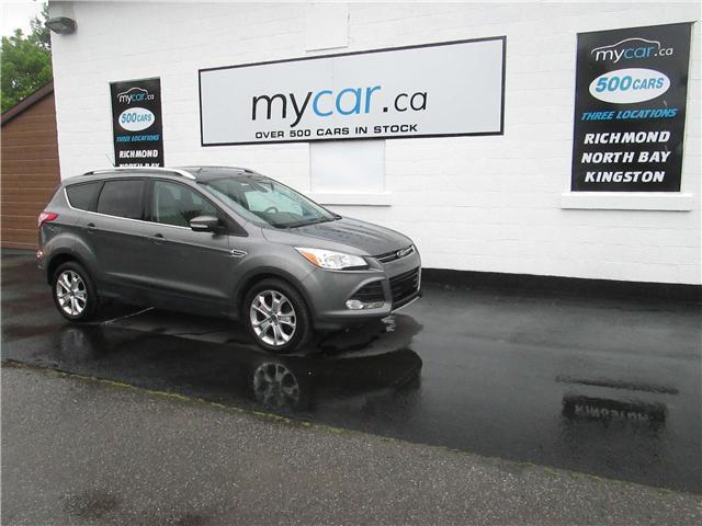 2014 Ford Escape Titanium (Stk: 171499) in Richmond - Image 2 of 14