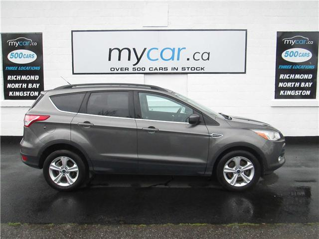 2014 Ford Escape SE (Stk: 171644) in Richmond - Image 1 of 13