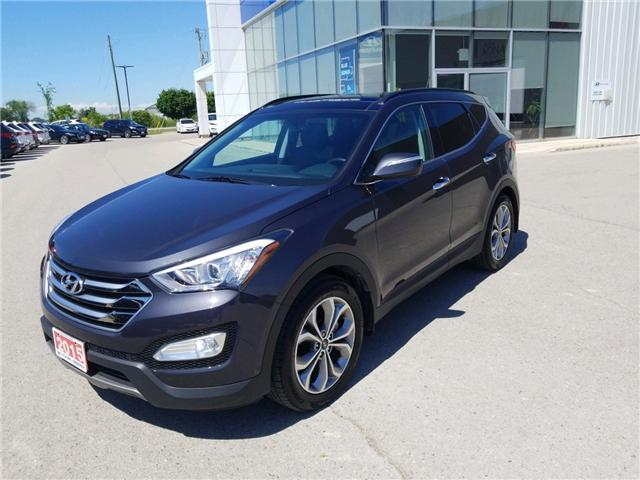 2015 Hyundai Santa Fe Sport 2.0T Limited (Stk: 80180A) in Goderich - Image 1 of 21