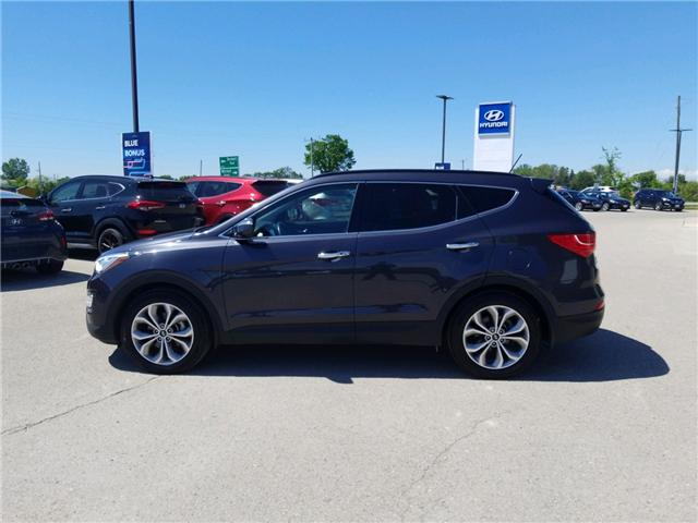 2015 Hyundai Santa Fe Sport 2.0T Limited (Stk: 80180A) in Goderich - Image 2 of 21