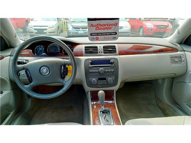 2011 Buick Lucerne CXL (Stk: ) in Dunnville - Image 13 of 13
