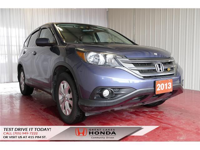 2013 Honda CR-V EX (Stk: H5908A) in Sault Ste. Marie - Image 1 of 21