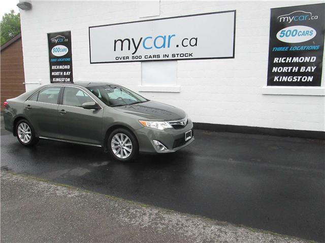 2014 Toyota Camry XLE (Stk: 180210) in Richmond - Image 2 of 14