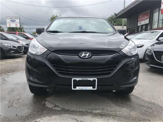 2012 Hyundai Tucson L (Stk: 180231) in Richmond - Image 2 of 12