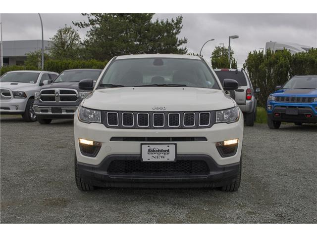 2018 Jeep Compass Sport (Stk: J117913) in Abbotsford - Image 2 of 26