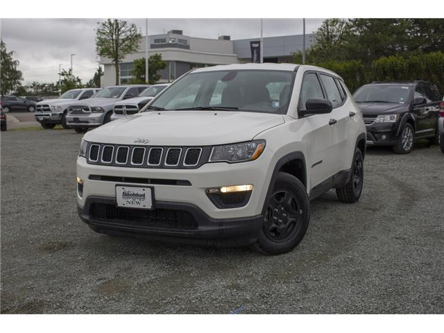 2018 Jeep Compass Sport (Stk: J117913) in Abbotsford - Image 3 of 26