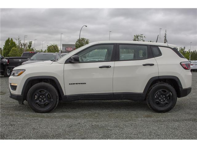 2018 Jeep Compass Sport (Stk: J117913) in Abbotsford - Image 4 of 26