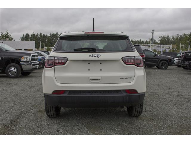 2018 Jeep Compass Sport (Stk: J117913) in Abbotsford - Image 6 of 26