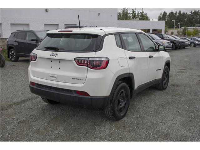 2018 Jeep Compass Sport (Stk: J117913) in Abbotsford - Image 7 of 26