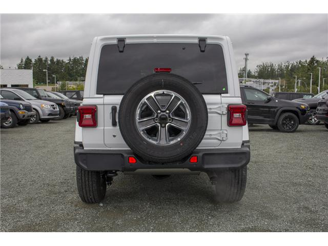 2018 Jeep Wrangler Unlimited Sahara (Stk: J174874) in Abbotsford - Image 6 of 27