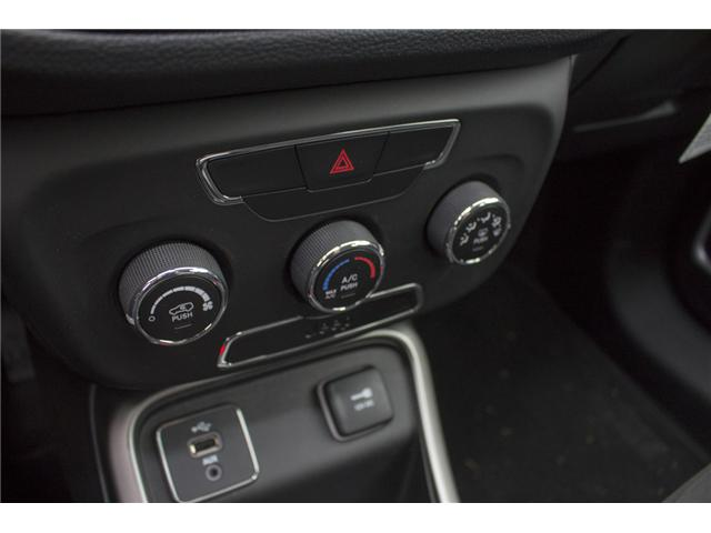 2018 Jeep Compass Sport (Stk: J117913) in Abbotsford - Image 22 of 26