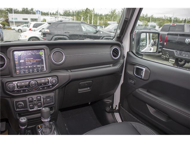 2018 Jeep Wrangler Unlimited Sahara (Stk: J174874) in Abbotsford - Image 15 of 27