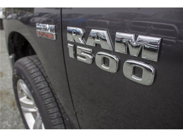2018 RAM 1500 ST (Stk: J212280) in Abbotsford - Image 11 of 26