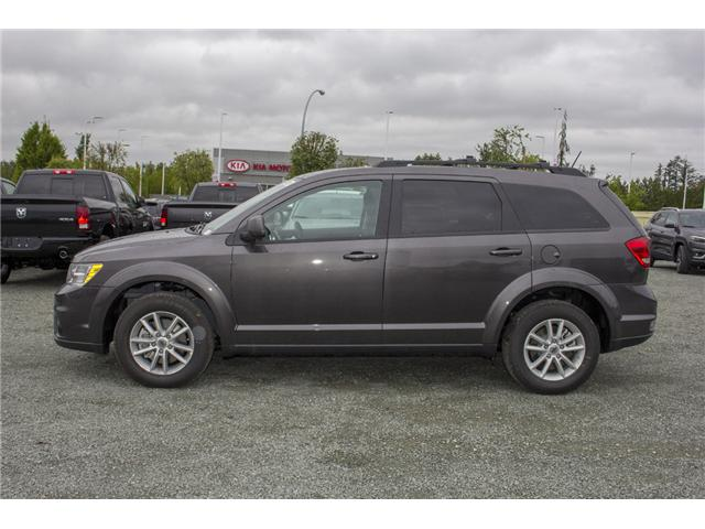 2018 Dodge Journey SXT (Stk: J288191) in Abbotsford - Image 4 of 26