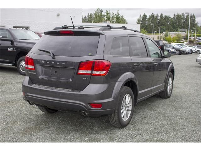 2018 Dodge Journey SXT (Stk: J288191) in Abbotsford - Image 7 of 26