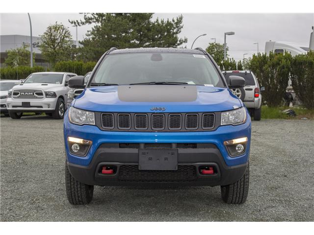 2018 Jeep Compass Trailhawk (Stk: J376603) in Abbotsford - Image 2 of 24