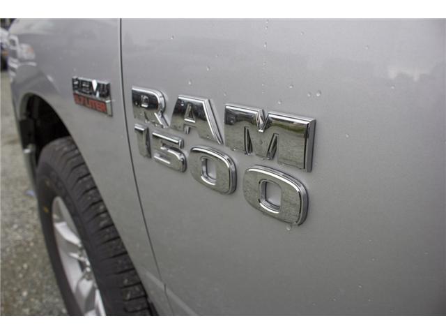 2018 RAM 1500 ST (Stk: J313972) in Abbotsford - Image 11 of 27